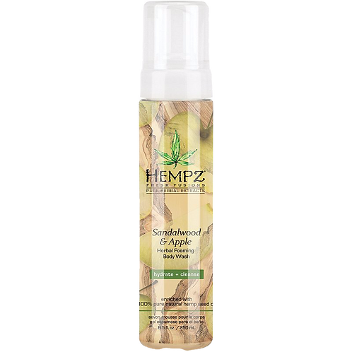 Hempz - Sandalwood & Apple Body foaming body wash