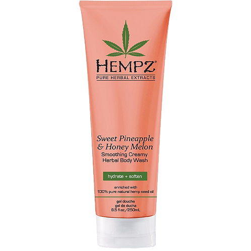 Hempz - Sweet pineapple and honey melon body wash
