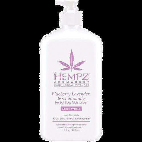 Hempz - Blueberry Lavender and Chamomile Moisturizer