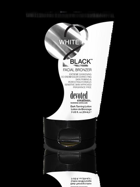White 2 Black Face