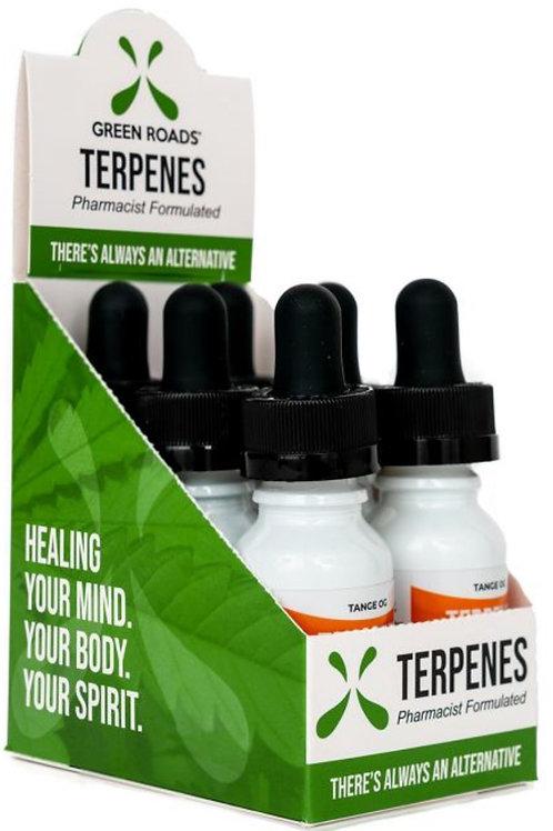 Box of 6 Terpenes Oil – Tange OG  300 mg