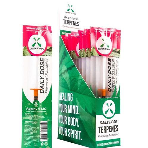 Daily Dose Terpenes - (Box of 20) Strawberry Ak