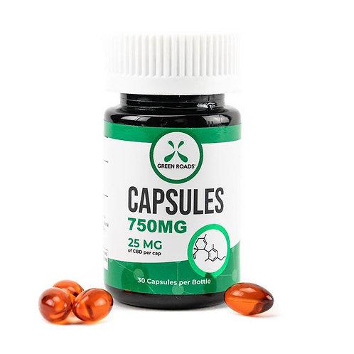 750 mg Capsules