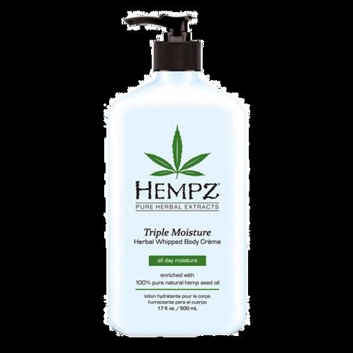 Hempz - Triple whip moisturizer
