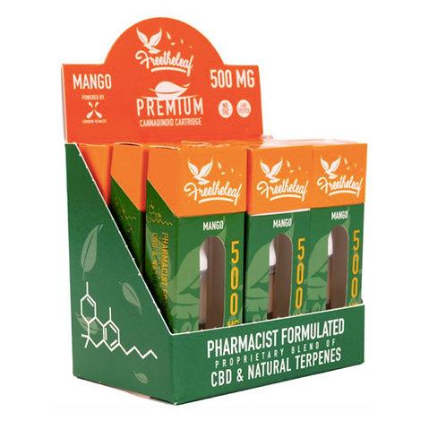 Box of 9 500 mg Mango