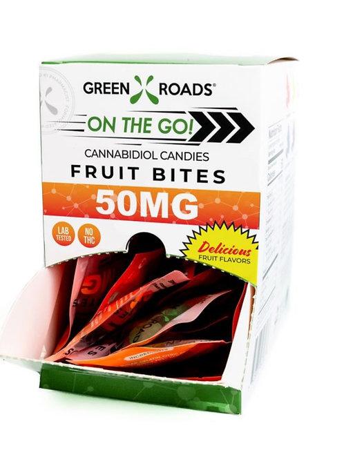 Box of 30 - 50 mg Fruit Bites