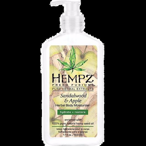 Hempz - Sandlewood and Apple Moisturizer