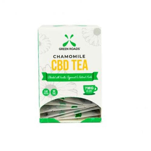 Box of 20 Hemp infused Tea