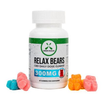 Relax Gummy Bears