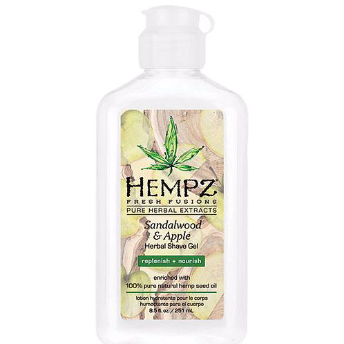 Hempz - Sandalwood & Apple Body Herbal Shave Gel 6oz