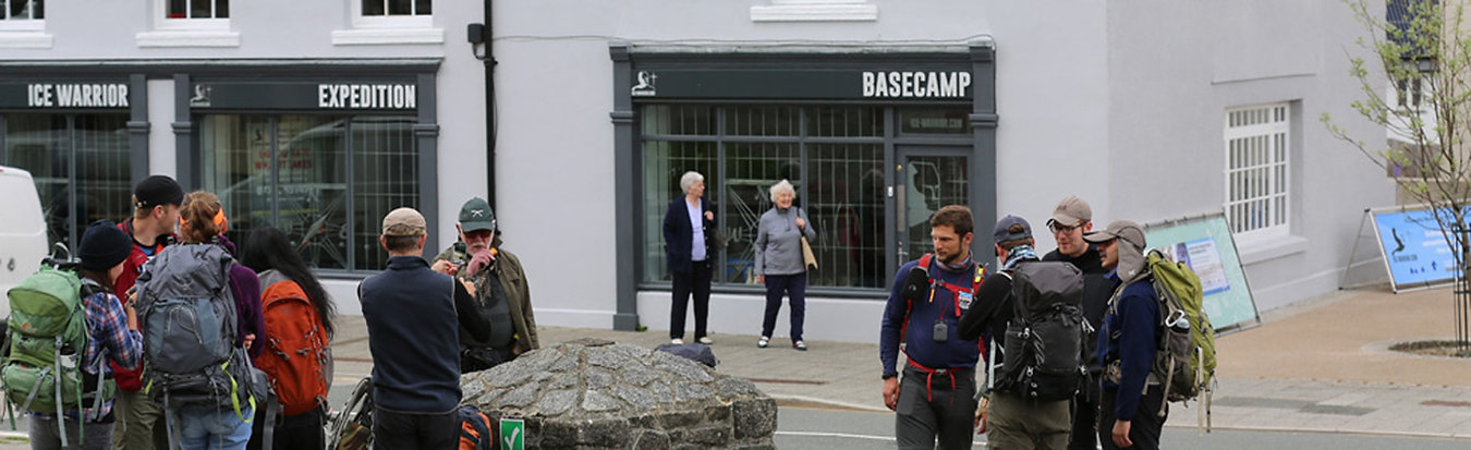 BASECAMP Retail Store in Devon, UK for all Polar Expedition Clothing, Kit and Equipment