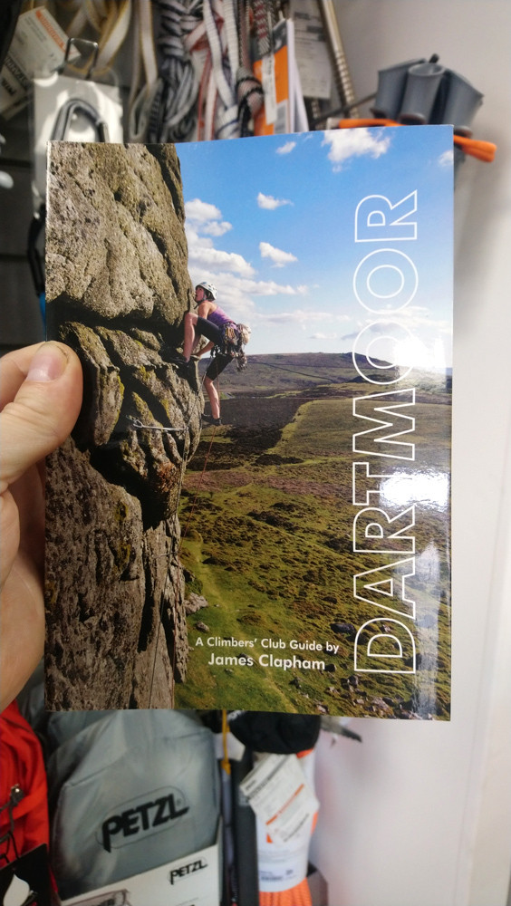 Dartmoor Climbers' Club Guide