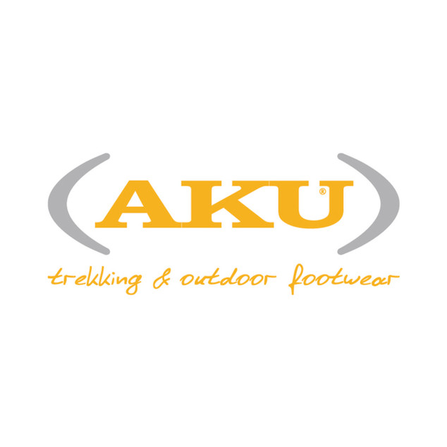 """""""AKU, an Italian company, founded by Galliano Bordin, which has grown from a small workshop into an industry, has more than thirty years' experience in the design and production of high quality trekking and outdoor footwear.""""  AKU"""