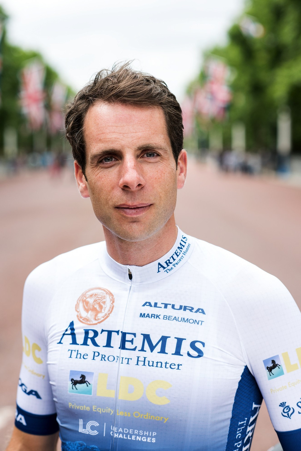 Mark Beaumont - Adventurer, Ultra Distance Rider and Speaker