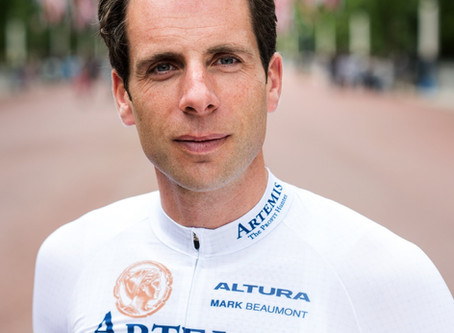 Mark Beaumont - Icons Interviewed