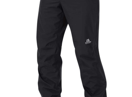 Rain Trousers - any colour you like, as long as it's black.