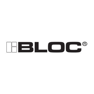 """With nearly 30 years of experience in design and manufacturing, the creative team at BLOC generate new product ideas and designs in-house.""  Bloc"