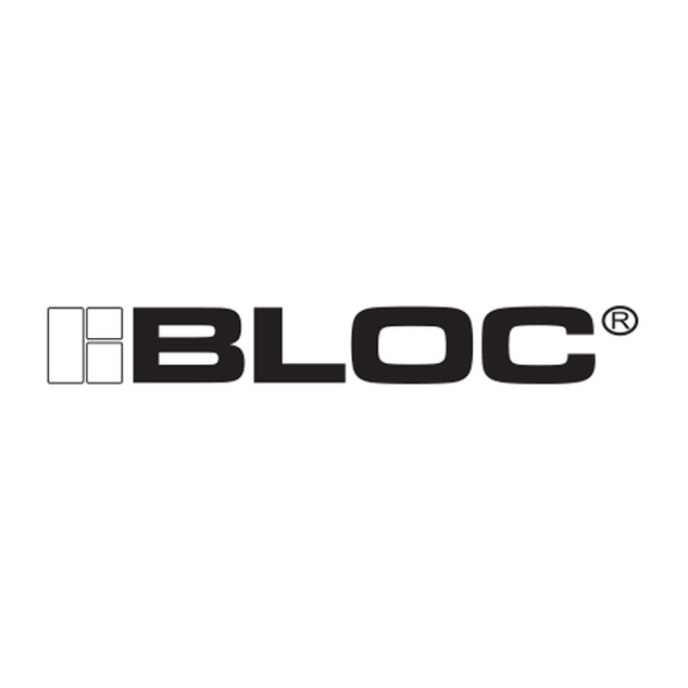 """""""With nearly 30 years of experience in design and manufacturing, the creative team at BLOC generate new product ideas and designs in-house.""""  Bloc"""