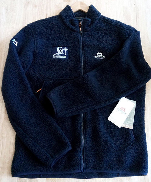 Mountain Equipment Moreno Jacket - Ice Warrior embroidered logos