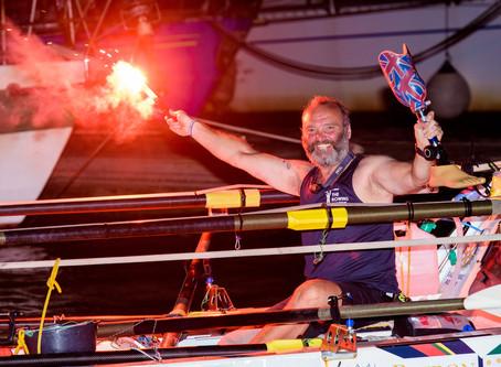 Lee Spencer - The Rowing Marine, Explorer Talks 30 November
