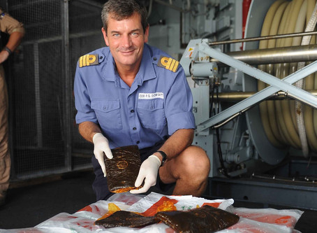 Explorer Talks - Paddy Dowsett, Modern Day Pirates and Drug Smugglers