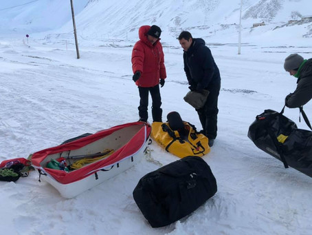 Polar Training in Svalbard