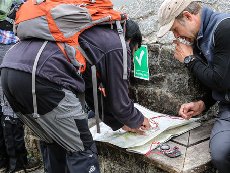 Find your way to a Navigation Course