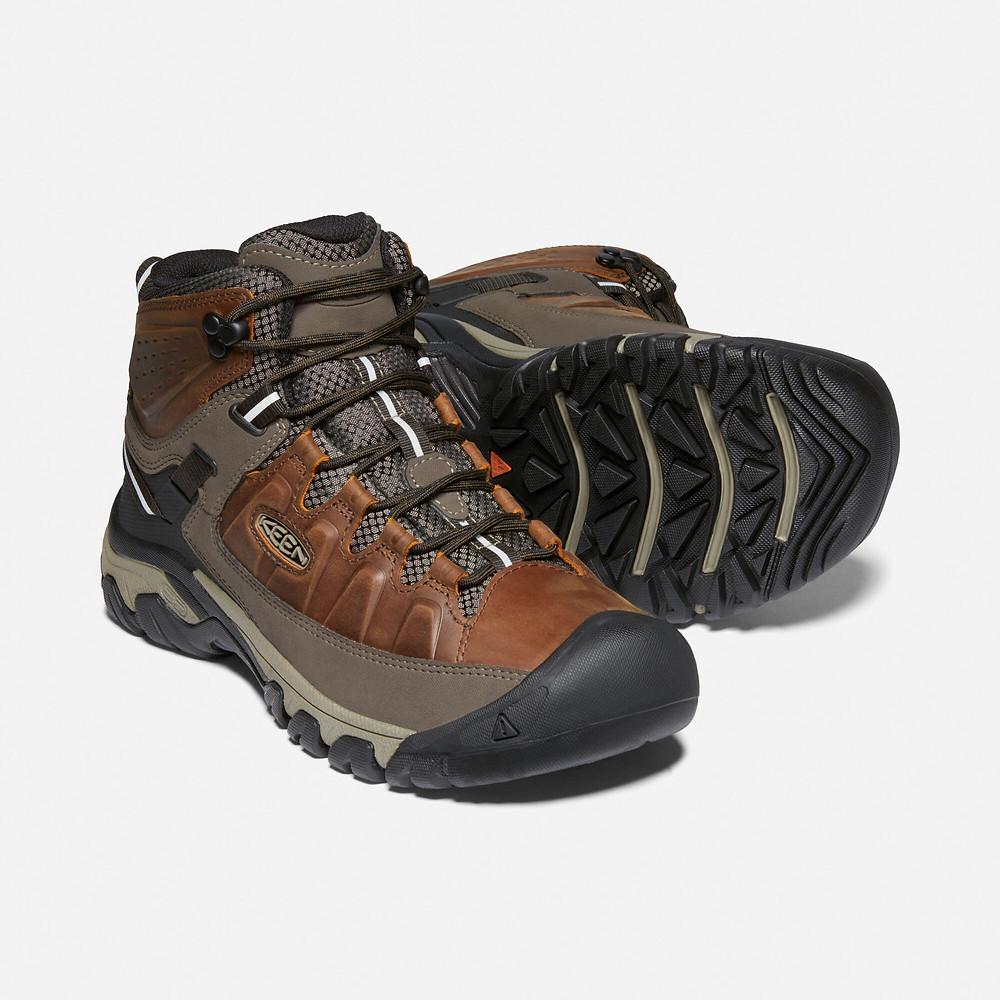 KEEN Targhee III Waterproof Hiking Boots