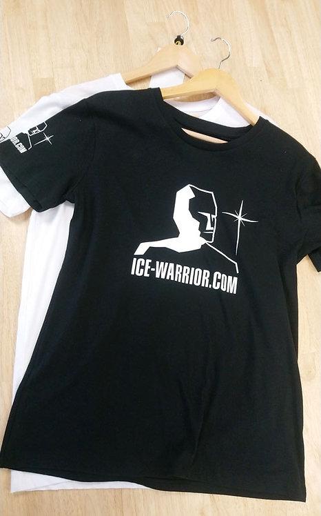 T-Shirts - Ice Warrior logo