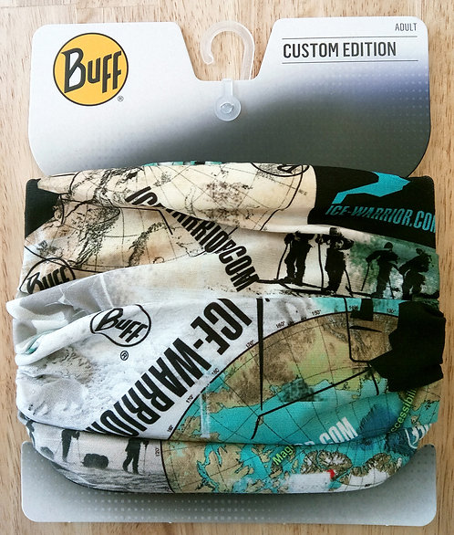 Buff - custom edition with Ice Warrior four poles design