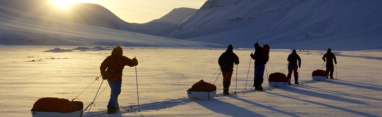 Polar Expedition Training  by Ice Warrior UK