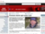 Fireman starts epic polar trek
