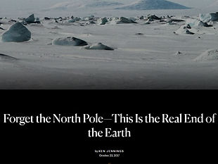 Forget the North Pole—This Is the Real End of the Earth
