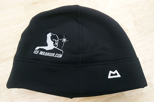 Mountain Equipment Powerstretch Beanie - with Ice Warrior embroidered logo