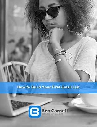 How to Build Your First Email List