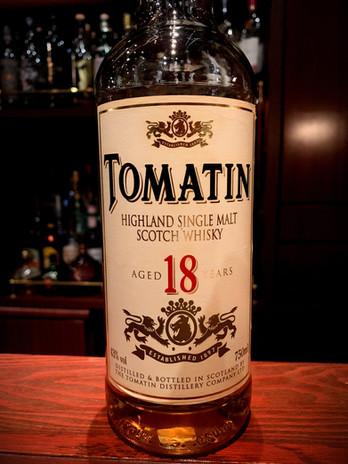 トマーテイン 18年(旧ボトル)
