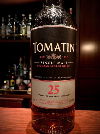 トマーティン 25年(旧ボトル)