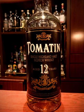 トマーティン 12年(旧ボトル)