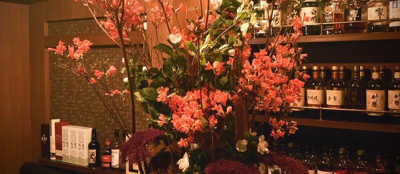 ツツジの花って、今の季節でしたね!