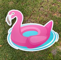 Flamingo Floaty