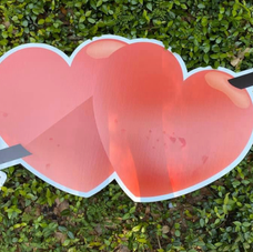 Hearts with Arrow