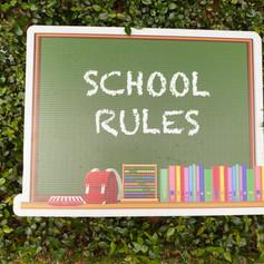 School Rules Board