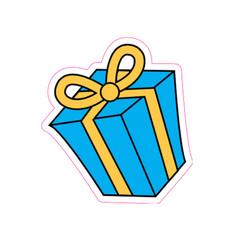Blue/Yellow Gift
