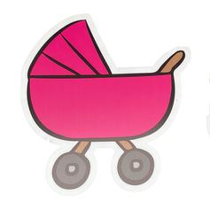 Pink Stroller