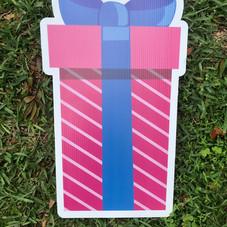 Pink/Blue Present