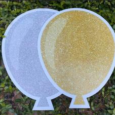 Silver/Gold Balloons