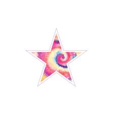 Tie Dye Star