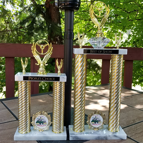 Double Column Trophy-2 sizes