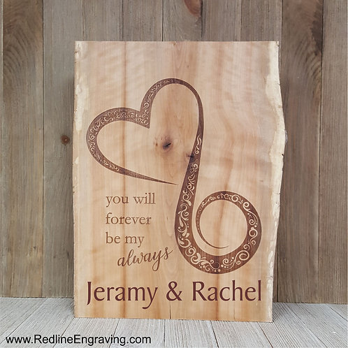 Valentine Gift Set-Infinity Heart