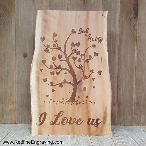 Valentine Gift Set-I LOVE US